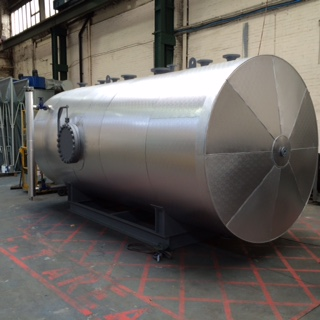 Boiler Feed Water Tank Hot Well Thermtech The Waste